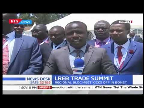 LREB trade summit: Kisumu residents raise concern over growing insecurity in the region