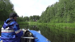 Рыбалка на севере и дороги севера