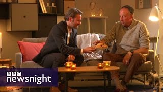 Hygge coming to a sofa near you! - BBC Newsnight