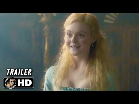 THE GREAT Official Teaser Trailer (HD) Elle Fanning