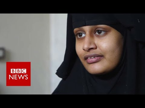 Shamima Begum: 'I didn't want to be IS poster girl' - BBC News
