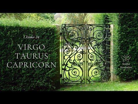 Putting on the pressure, EARTH Sign Oct 24 Capricorn Taurus Virgo