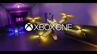 The Drone Racing League Simulator Trailer w/ Gameplay Scenes | Xbox, PC