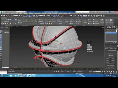 Tutorial On Modeling A Basketball In 3dsmax. Mp3