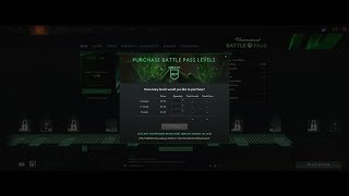 Dota 2 TI8 Maximum Level Compendium! (@Level 2019)