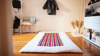 Sleeping On The Floor - Korean Yo Bed [Gold Zipper]