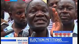 Judiciary receives over fifty election petitions
