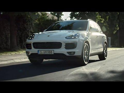 Porsche  Cayenne Паркетник класса J - рекламное видео 1