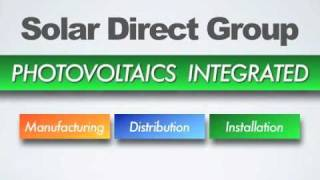 preview picture of video 'Solar Direct Group Europe'