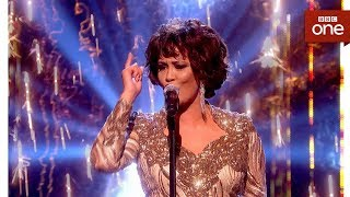 Whitney Houston tribute act Belinda Davids sings I have Nothing - Even Better Than the Real Thing