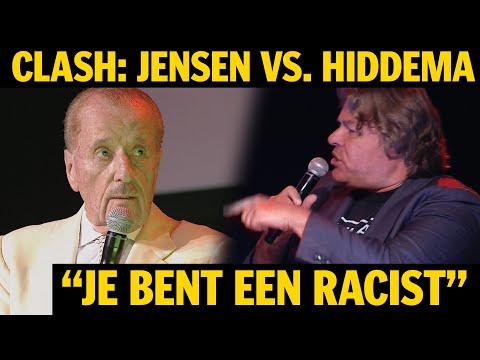 CLASH JENSEN VS. HIDDEMA: