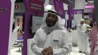 GESS Talks - Mohammad Al Zughaibi, CEO of Tatweer Company for Educational Services (t4edu)
