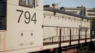 VideoImage1 Train Sim World®: Amtrak SW1000R Loco Add-On