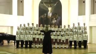 """Щедривка - сводный хор ВХС """"Голос"""" 2019-01-13"""