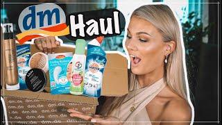dm Haul August 2021 mit Drogerie Neuheiten - Make Up, Haushalt, Pflege I Cindy Jane