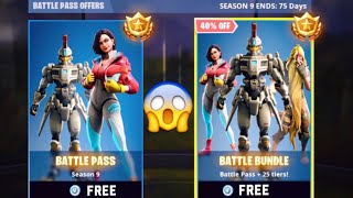 How To Get Season 9 Battle Pass For FREE!   Fortnite Battle Royale