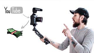 How Peter Mckinnon Built A Million Dollar Youtube Business