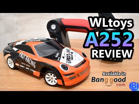 WLtoys A252 Review