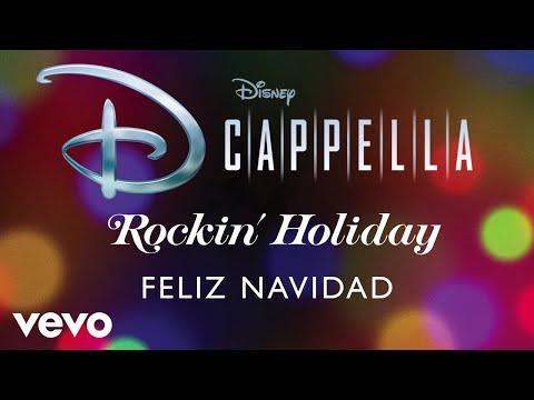 """DCappella – """"Feliz Navidad"""""""