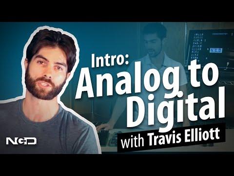 Analog to Digital Converter Introduction