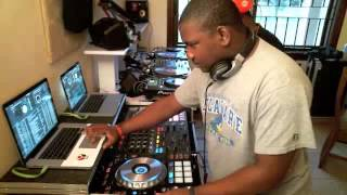 Fun session with DJ Bass GH on the DDJ-SZ