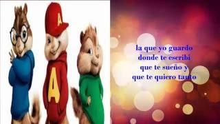 ALVIN Y LAS ARDILLAS _ LA BICICLETA ( CARLOS VIVES FT SHAKIRA  ] (LERA)