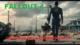 fallout 4-LUGARES SECRETOS E HISTORIAS CUIROSAS(REFUGIOS DE LA COMMONWEALTH)