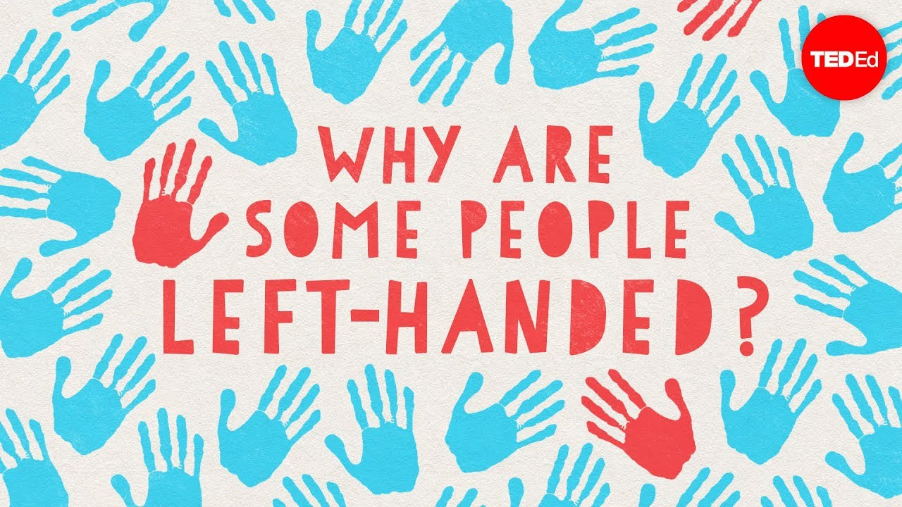 Why Are Some People Left-Handed? ~ Daniel M. Abrams