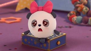 Малышарики  - Фокус - серия 55 -  обучающие мультфильмы для малышей 0-4