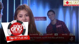 ĐẬP GỐI | ĐÀN ÔNG PHẢI THẾ MÙA 2 | TẬP 7 FULL HD (21/10/2016)