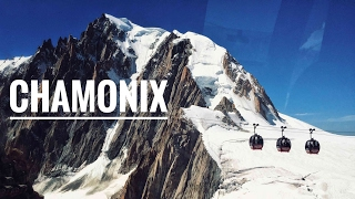 Things To Do In The French Alps In Summer | Aiguille Du Midi | Chamonix