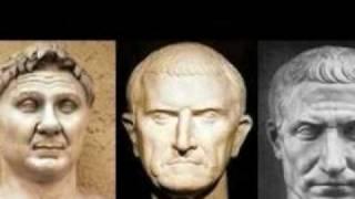 Julius Caesar - Triumvirate