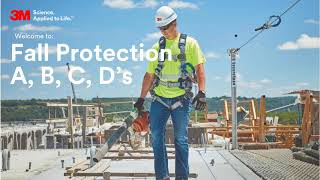 3M Fall Protection - Fall Protection ABCDs