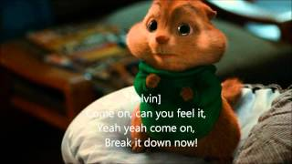 Alvin and the chipmunks How we roll