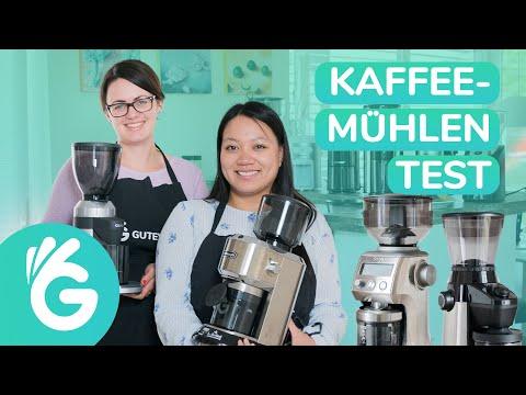 Kaffeemühlen Test – 10 elektrische Kaffeemühlen im Vergleich