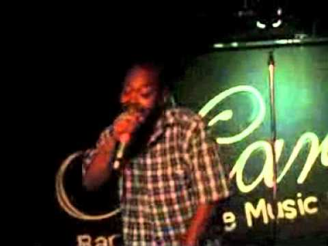 """SESMATIC""...PERFORMS ""WE CAN SMOKE THAT"" @ (CLUB MARYLIN'S)"