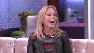 Cheryl Hines Has Become Friends With Barbra Streisand!