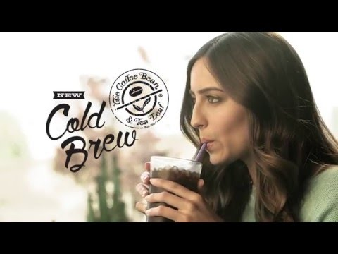 Introducing the coolest brew in town- Cold Brew by The Coffee Bean & Tea Leaf