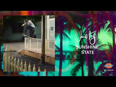 """preview image for Jamie Foy's """"Sunshine State"""" Dickies Part"""