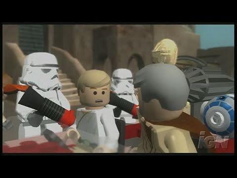 Vidéo LEGO Jeux vidéo XB360SWLTO : Lego star Wars II: La trilogie originale XBOX 360