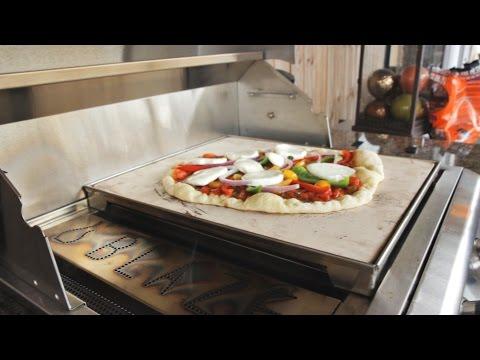 Blaze Pizza Stone
