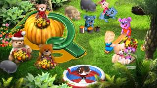 Yoworld Teddy Bear Picnic with song  Anne Murray