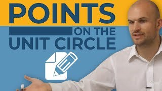 Determine Points On A Unit Circle Using Special Triangles