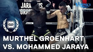 Classic Fight: Murthel Groenhart vs.  Mohammed Jaraya