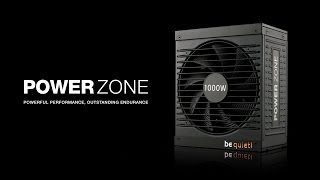 Блок живлення be quiet! POWER ZONE 650W від компанії Інтернет-магазин EconomPokupka.com.ua - відео