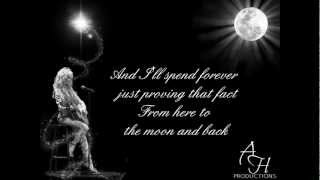 "Dolly Parton- ""Here to the Moon & Back"" (with lyrics)"