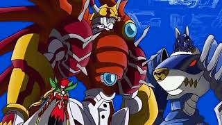 Digimon Savers OST #15 - Believer (OST Size)