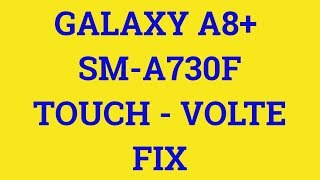 Samsung J701f U6 Imei Repair