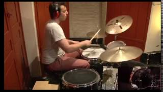 Lay Down Stay Down - Deep Purple / Drum Cover par Theo