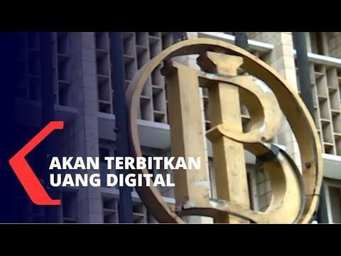 Bank Indonesia akan Terbitkan Mata Uang Digital